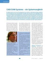 CAD/CAM-Systeme – ein Systemvergleich - bego-medical.de