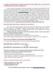 Jak zostać członkiem strażackiego klubu HDK PCK - PSP Nowy Sącz