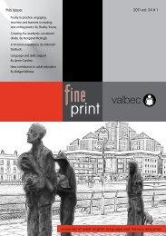 Volume 34 No.1 - valbec
