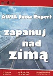 AWIA Snow Expert - ENTE