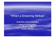 """""""When a Drowning Strikes"""""""