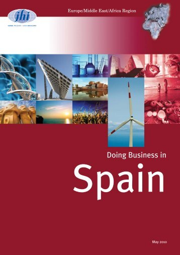 doing business in Spain - JHI