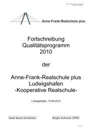2010 - Anne-Frank-Realschule plus