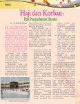 Haji dan Korban - Jabatan Kemajuan Islam Malaysia - Page 6