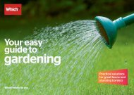 Your Easy Guide To Gardening