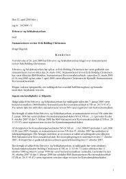 1 Den 12. april 2010 blev i sag nr. 34/2009 - S ... - Revisornævnet