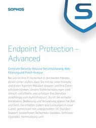 Endpoint Security and Control - Infinigate