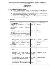 darba plāns 2011./2012.m.g.