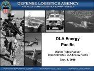 DLA Energy Pacific