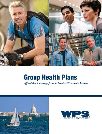 Group Health Plans - WPS