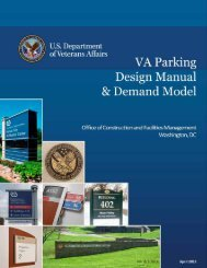Parking Design Manual and Demand Model - Office of Construction ...