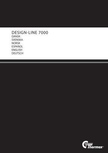 DESIGN-LINE 7000 - Thermex