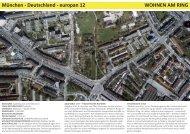München - Deutschland - europan 12 WOHNEN AM RING