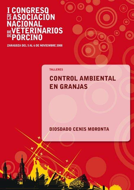 conTRoL AmbiEnTAL En gRAnjAS - Asociación de Veterinarios del ...