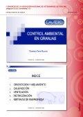 conTRoL AmbiEnTAL En gRAnjAS - Asociación de Veterinarios del ... - Page 2