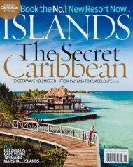 ISLANDS Magazine November 2010 - Best of the Caribbean
