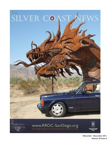 Volume 39 Issue 6 November - December 2011 - Rroc-sandiego.org