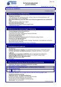 Sicherheitsdatenblatt - Seite 2