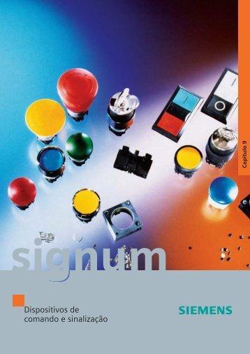 Catálogo Sinalizadores 8WD - Industry