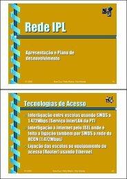 Apresentação IPLNet (PDF)