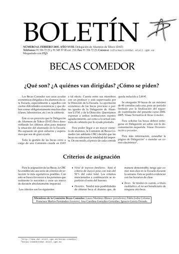 Becas Comedor Barcelona - Hogar Y Ideas De Diseño - Feirt.com