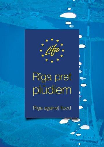 28.09.2012 Projekta Buklets - Rīga pret plūdiem!