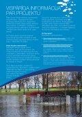 28.09.2012 Projekta Buklets - Rīga pret plūdiem! - Page 4