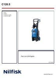 C120.5 - Wap Nilfisk Alto Shop