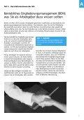 Betriebliches Eingliederungs- management (BEM) - Seite 5