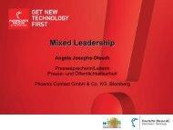 Mixed Leadership