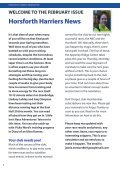 newsletter - Horsforth Harriers - Page 2