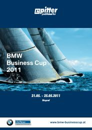 Download des Ausschreibungsfolders PDF ca. 2MB - Business Cup