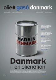 – en olienation - Olie & Gas Sektoren