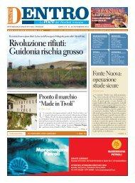 Guidonia Montecelio - La Voce del Nord Est Romano
