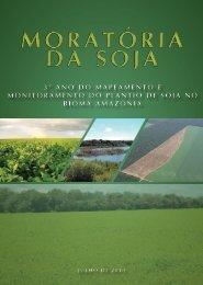 3º ano do mapeamento e monitoramento do plantio de soja ... - Inpe