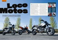 Group Test - Fast Bikes