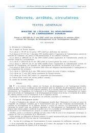 Décret n° 2007-995