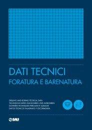 DATI TECNICI FORATURA-2 - flumaher