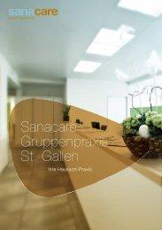 Sanacare Gruppenpraxis St. Gallen