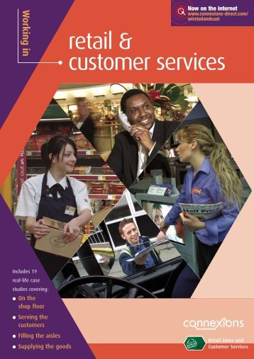 retail & customer services - Move On with Equal