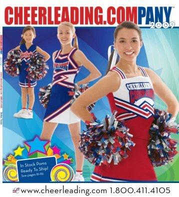2009 Catalog - Cheerleading Company