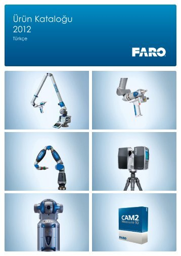 Ürün Kataloğu 2012 - Faro