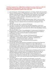 PDF Version mit allen Antworten - Martin Tintel Homepage