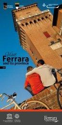 Visitare Ferrara Web EN.pdf - Emilia Romagna Turismo