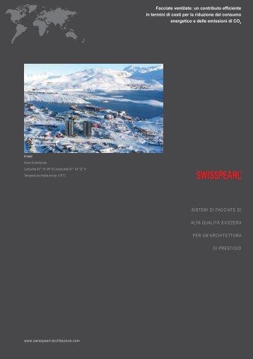 www.swisspearl-architecture.com Facciate ventilate: un contributo ...