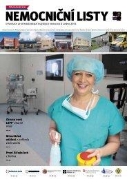 Nemocniční listy - leden 2011 - Středočeský kraj