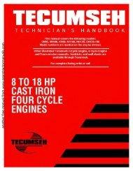 Tecumseh Tech - .