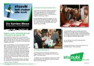 Resuemee Stuzubi Duesseldorf 2012