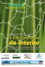 Setembro de 2011 - Canal : O jornal da bioenergia