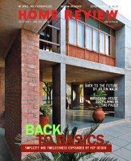 Home Review, April - HCP Design and Project Management Pvt. Ltd.